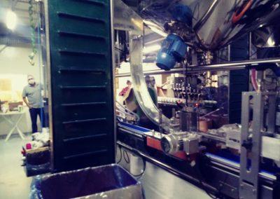 Maquina de envase linear de 16 bicos pote (2)