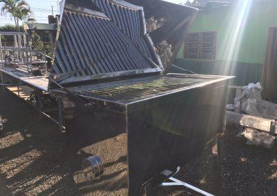 Misturador de po tipo ribom blender de 300 kg em inox (5)