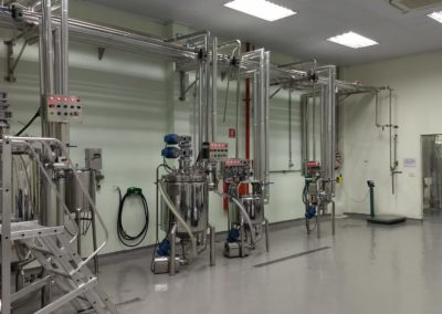 Misturador reator bi-partido (2)