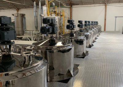 Misturadores e reatores de processo inox (2)