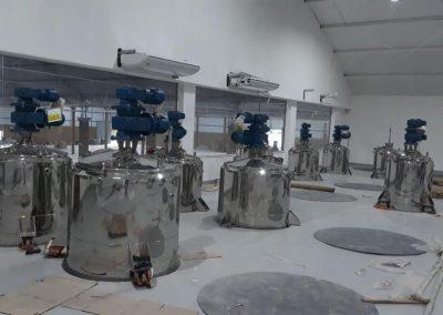 Misturadores e reatores de processo inox (4)