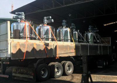 Misturadores e reatores de processo inox (5)