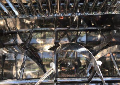 Misturadores de pó (4)